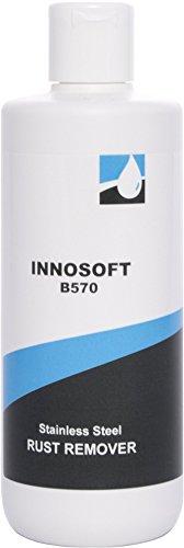 Price comparison product image Organic Stainless Steel Cleaner & Rust Remover: Innoshine B570 (8.45oz ea.) EliminateRust