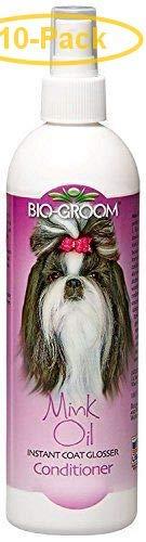 Bio-groom Mink Oil Spray 12 oz - Pack of 10
