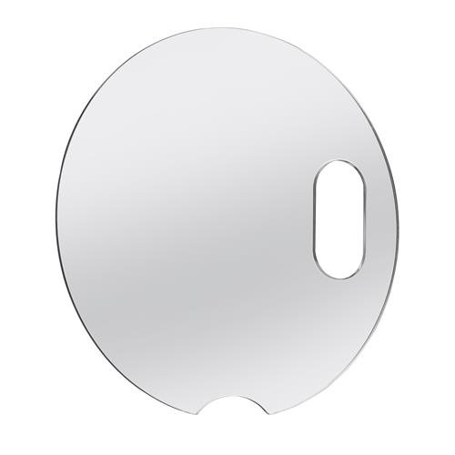 Flashpoint Beauty Mirror for The 13 600W 5500K Dimmable Fluorescent Ring Light