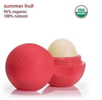 Lip Balm EOS bio-sphère fruits d'été