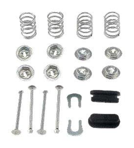 Carlson Quality Brake Parts H4049-2 Hold Down Kit