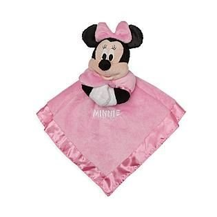 Lowest Price! Disney Baby Minnie Mouse Infant Girls Snuggle Blanket