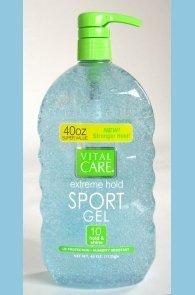 Vital Care Hair Gel - 8