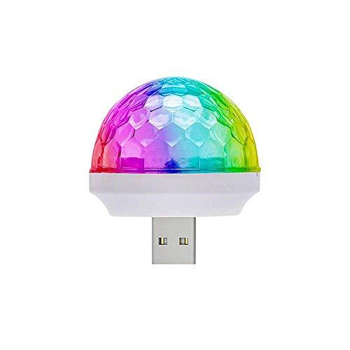 YOJOHUA LED Car USB