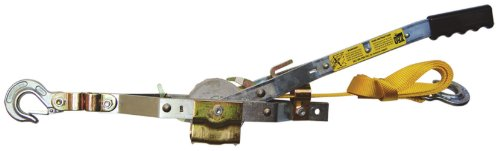 (Maasdam Pow'R Pull WS-1 1 Ton Capacity Web Strap Pull'R with 12' of Web Strap)