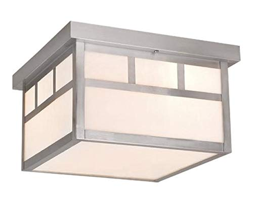 Vaxcel Mission Outdoor Ceiling Light in US - 5