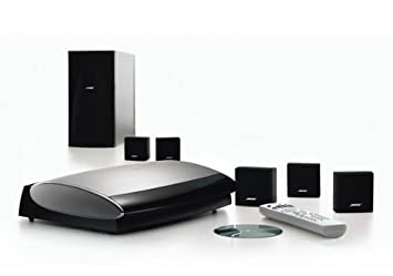 Bose Lifestyle 18 II Heimkino-System schwarz