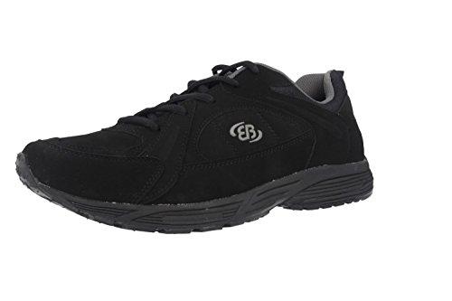 brütting - Hiker - deportivas para Hombre - negro de zapatos en talla