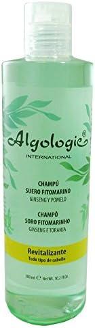 Algologie International Champú Suero Fitomarino, Revitalizante ...