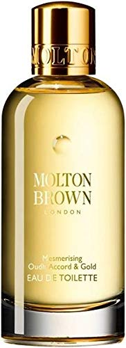 - Molton Brown Eau de Toilette Spray, Mesmerising Oudh Accord & Gold, 3.3 fl. oz.
