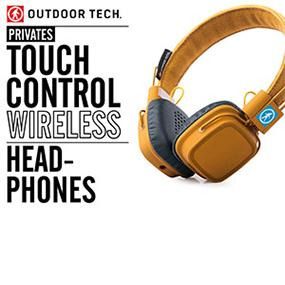 Outdoor Technology OT1400 Privates Headphones