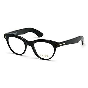Tom Ford Eyeglasses TF 5378 Eyeglasses 001 Black 49mm