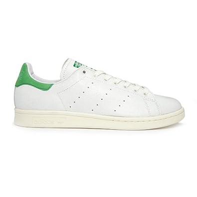 Adidas Consortium Stan Smith Men Shoes Leather White/Bone/Fairway