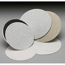 Abrasive Disc 5 inch P320B 5 Hole A275 Vac Hookit 1