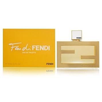 Fan Di Fendi 75ml Edt Spray Amazoncouk Beauty