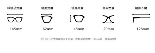 polarizador de de Golden Macho sol mercurio sol blanco redondas hombres ojos Gafas KOMNY Macho gafas conductor enmarcado tendencias Tea Framed Plata conducir gafas gafas qtw11z6