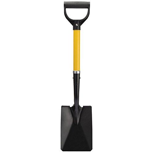Draper Tools 32215 Square Mouth Mini Shovel with Fiber Glass Shaft