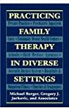 Practicing Family Therapy in Diverse Settings, Michael Berger and Gregory J. Jurkovic, 1568212380