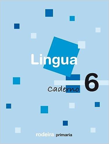 Descarga gratuita de libros de texto para dme. Caderno 6 Lingua PDF FB2