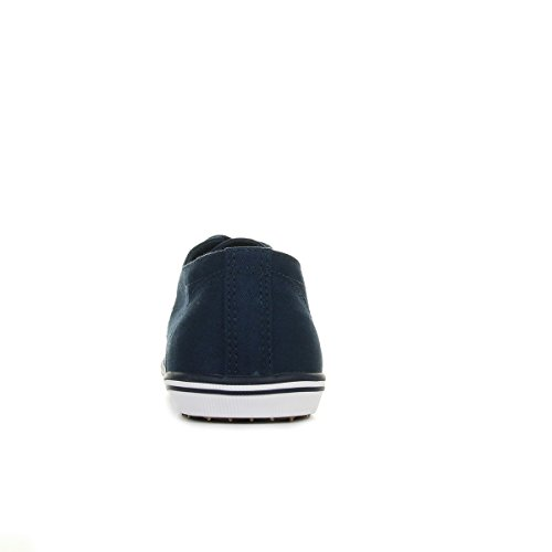 Fred Perry Kingston Twill Carbon Blue B6259UC88, Scarpe sportive