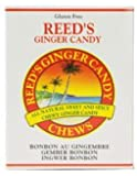 Reeds Candy Ginger Chew