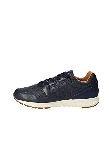 Sneakers Lauren Ralph Bleu Man Polo 809674774006 xwZpn5T