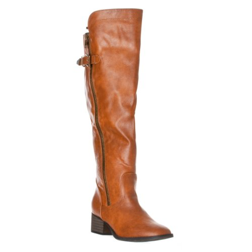 Tan Riding Bronco Bronco 14 Riding Boots Side Breckelles Breckelles Zipper 14 Womens Womens Tan Zipper Boots Side 6HqEwqA