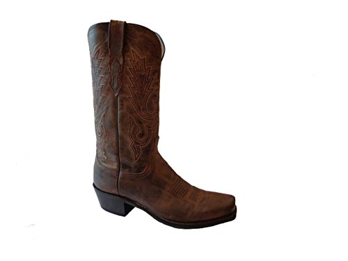 Black Mad Dog Goat (LUCCHESE BLACK CHERRY MAD DOG GOAT N1658.54 9)