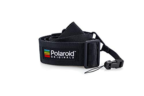 Polaroid Camera Strap Flat – Black