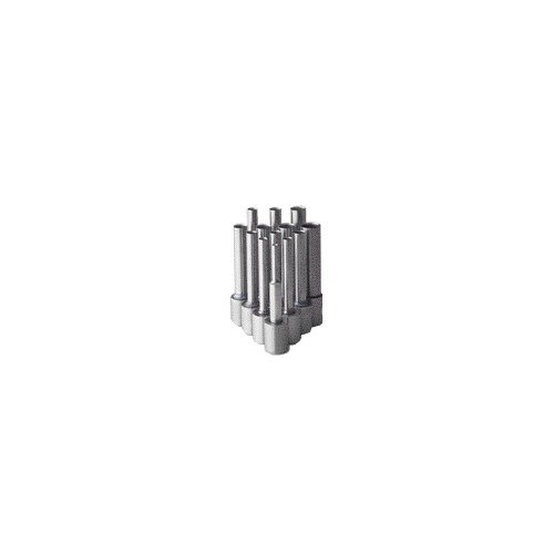 Lassco Wizer 1/4'' Hollow Paper Drill Bits 2.5'' Style A - PD14P-2.5