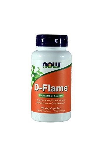 D Flame 90 VegiCaps Pack 2