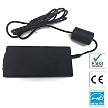 12V Western Digital My Book Live Duo 4TB External hard drive replacement power supply adaptor - US plug