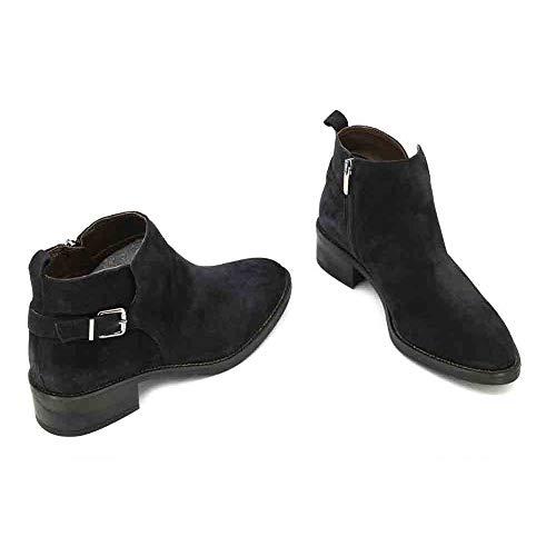 Blu Boots Women Alpe For scuro xdYq1ntwP1