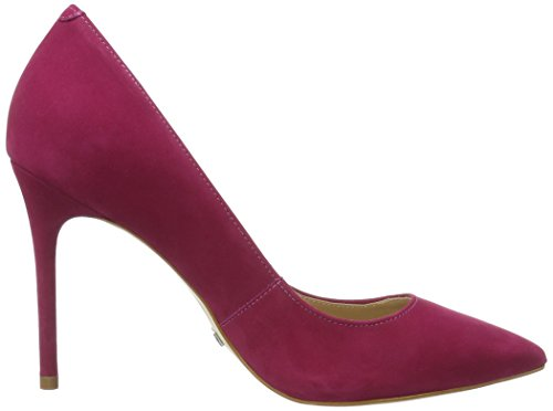 Nobuck Red 01 Femme London Rouge Escarpins Beet Buffalo 15 6228 Zs 71IwO