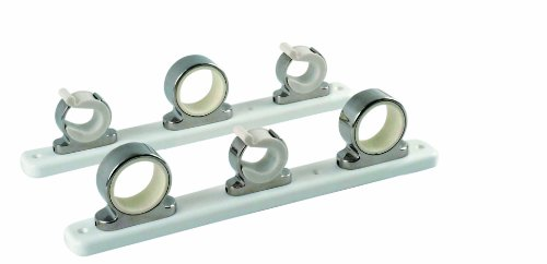 (Taco Metals 3-Rod Stainless Steel/Delrin Rod Hanger)