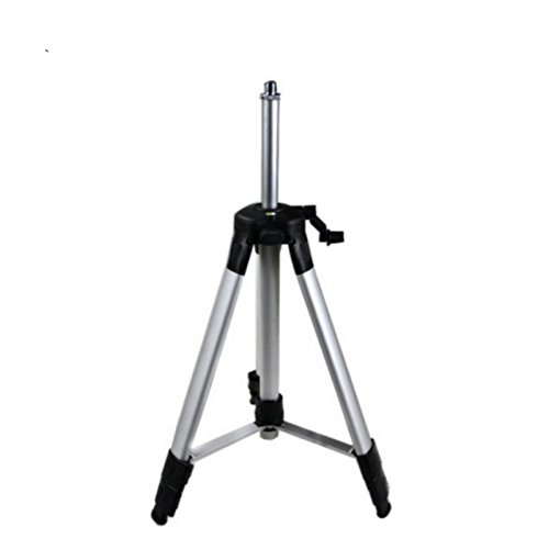 (LiCHY 114cm Laser Level Tripod Nivel Laser Tripod Professional Carbon Tripod For Laser Level Aluminum Adjustable Tripod )