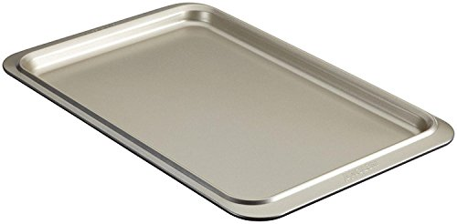 Anolon 59814 Nonstick Bakeware Cookie Pan, Onyx/Pewter, 11 x 17 Inch