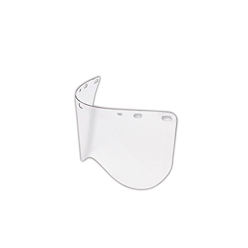 N Face Shield Window North by Honeywell A8151