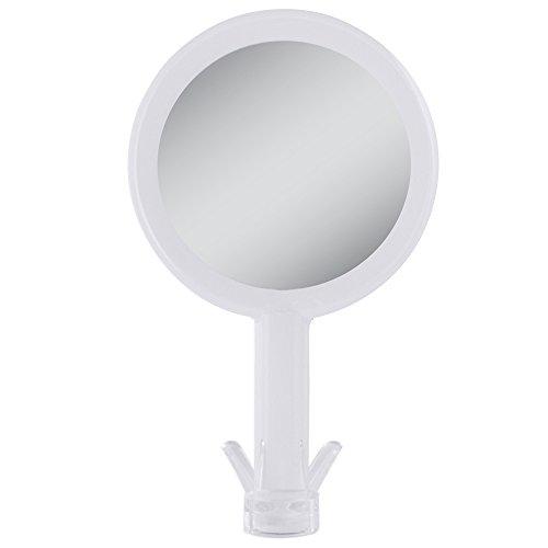 Zadro Acrylic Dual-Sided Handheld Mirror