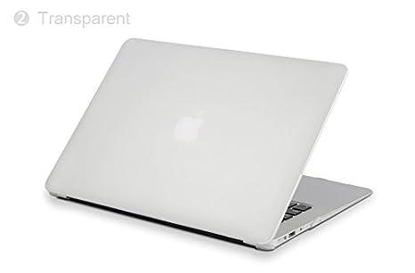 Caliente Mate para Ordenador Portátil para Apple MacBook Air Pro Retina 11 13 15 para Mac libro 13,3 pulgadas. Mate Transparente.