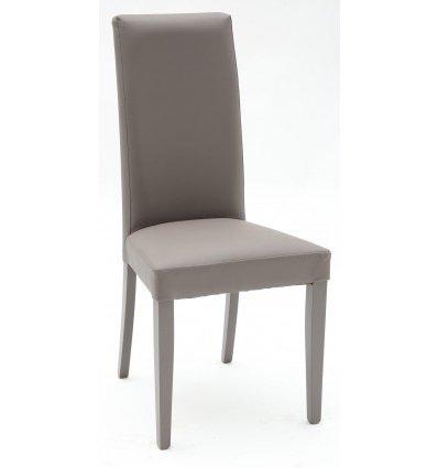 Sedie Da Cucina Imbottite.2 Sedie Legno Faggio Imbottite Ecopelle Moderne Design Cucina