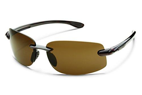 Suncloud Optics Excursion Sunglasses (Tortoise with Brown Polarized - Suncloud Sunglasses Rei
