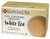 Uncle Lee'S Tea Tea Og1 White 18 Bag