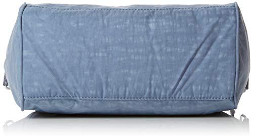 C Kipling Unique Main Femme Sacs Amiel Blue Bleu Taille Portés Timid fnBv1
