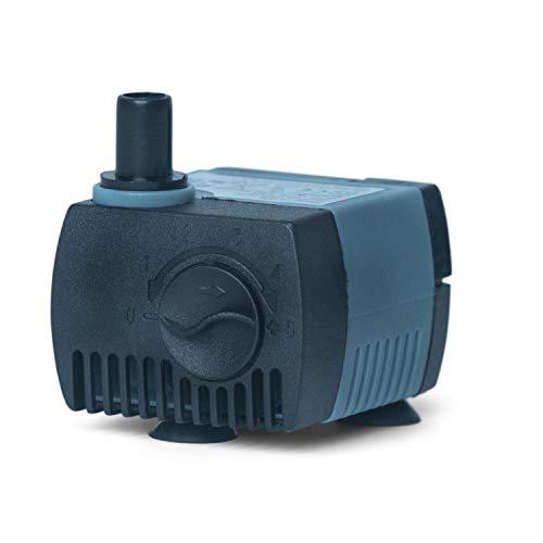 Holinpump Water Pump 71 GPH Adjustable Submersible Internal Aquarium Powerhead Water Pump Ultra Quiet for Aquarium,Fish Tank