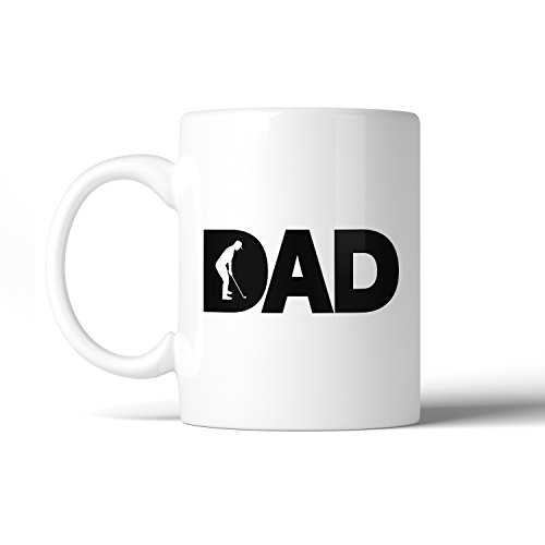 (365 Printing Dad Golf Funny Golf Lover Coffee Mug Perfect Gifts For Golf Dads)
