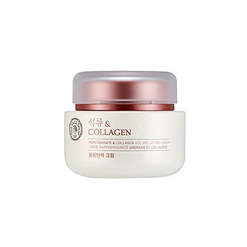 THEFACESHOP Pomegranate Collagen Moisturizing Softening