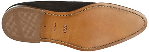 Hugo Dressapp_derb_SD 10197437 01, Derby Uomo Marrone (Dark Brown)