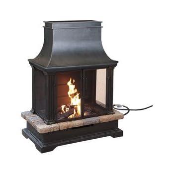 Bond 66595 Sevilla Gas Burning Fireplace