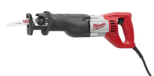 Milwaukee 6519-31 12 Amp Sawzall Reciprocating Saw Kit by Milwaukee (Image #1)